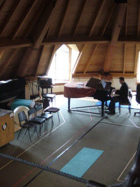 The Ashcroft Room Rehearsal Hall